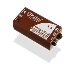 Radial StageBug SB-7 Headphone Silencer