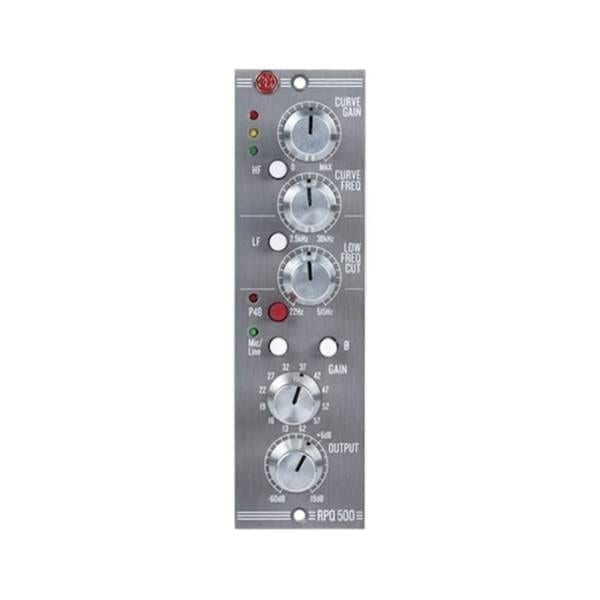 AEA RPQ500 500 series preamp