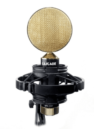 Cascade Microphones FAT HEAD II w/ Lundahl transformer