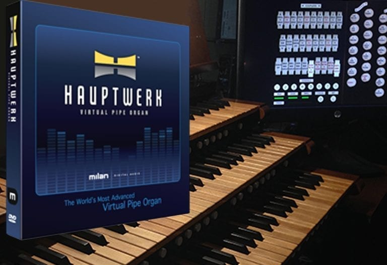 Hauptwerk Virtual Pipe Organ